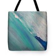 The Reef Off Guam Tote Bag