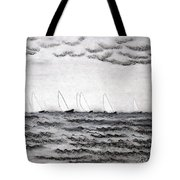 The Regatta Tote Bag