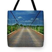 The Regency Bridge 3 Tote Bag