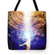 The Release Of Religious Dogma Tote Bag