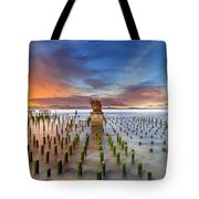 The Remains Tote Bag