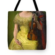The Rest His Daughter Edith Tote Bag