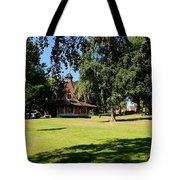 The Rest House Bournville Tote Bag