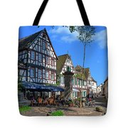 The Restaurant  Tote Bag