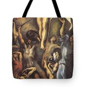 The Resurrection 1600 Tote Bag
