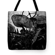 The Retired Seat Tote Bag