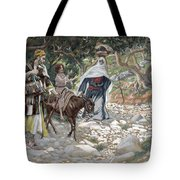 The Return From Egypt Tote Bag by Tissot