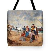 The Return Of Fishermen Tote Bag