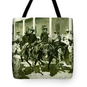 The Return Of Gomez To Havana Tote Bag