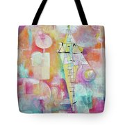 The Return Of The Sun King Tote Bag
