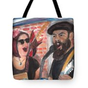 The Reverend Tote Bag