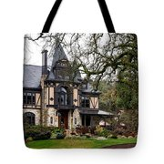 The Rhine House Of Napa Valley Tote Bag