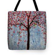 The Rhythm Tree Tote Bag