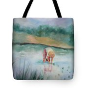 The Rice Planter Tote Bag