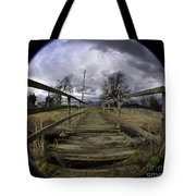 The Rickity Bridge Tote Bag