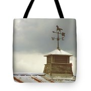 The Right Direction Tote Bag