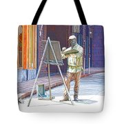 The Right Light 1 Tote Bag