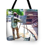 The Right Light 3 Tote Bag