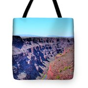 The Rio Grande Gorge Tote Bag