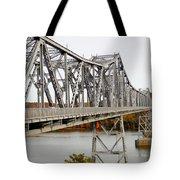 The Rip Van Winkle Bridge 5 Tote Bag