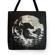 The Rise Of The Full Moon Tote Bag