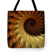 The Rising Sun Tote Bag