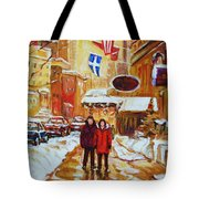 The Ritz Carlton Tote Bag