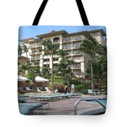 The Ritz Tote Bag