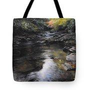 The River At Lady Bagots Tote Bag
