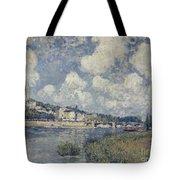 The River At Saint Cloud Tote Bag
