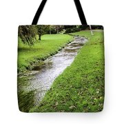 The River Bourne Tote Bag