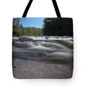 The River - Furnace Falls - Burnt River Tote Bag