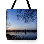 The River Nogat Tote Bag