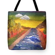 The River Of Life Tote Bag