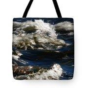 The River Rush Tote Bag