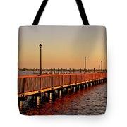 The Riverwalk Tote Bag