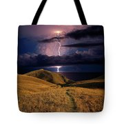 The Road Forward Tote Bag
