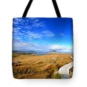 The Road Tote Bag