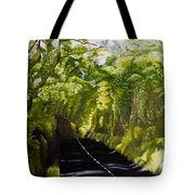The Road Through Glenastar Tote Bag