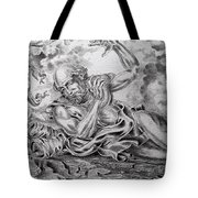 On The Road To Damascus Tote Bag