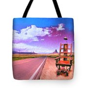The Road To Perdition Tote Bag