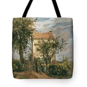 The Road To Rueil Tote Bag
