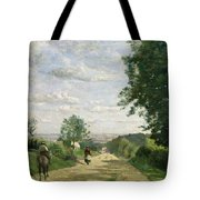 The Road To Sevres Tote Bag