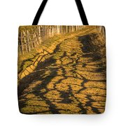 The Road To The Pasture Tote Bag
