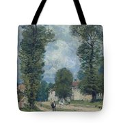 The Road To Versailles Tote Bag