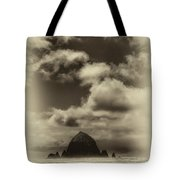 The Rock Of Paradise Tote Bag