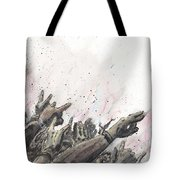 The Rock Show Tote Bag