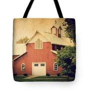 The Rocket Barn Tote Bag