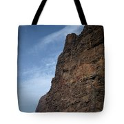 The Rocks Of Los Gigantes 2 Tote Bag
