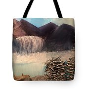 The Rocky Mountain Tote Bag